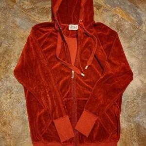 Juicy Couture**red hoodie
